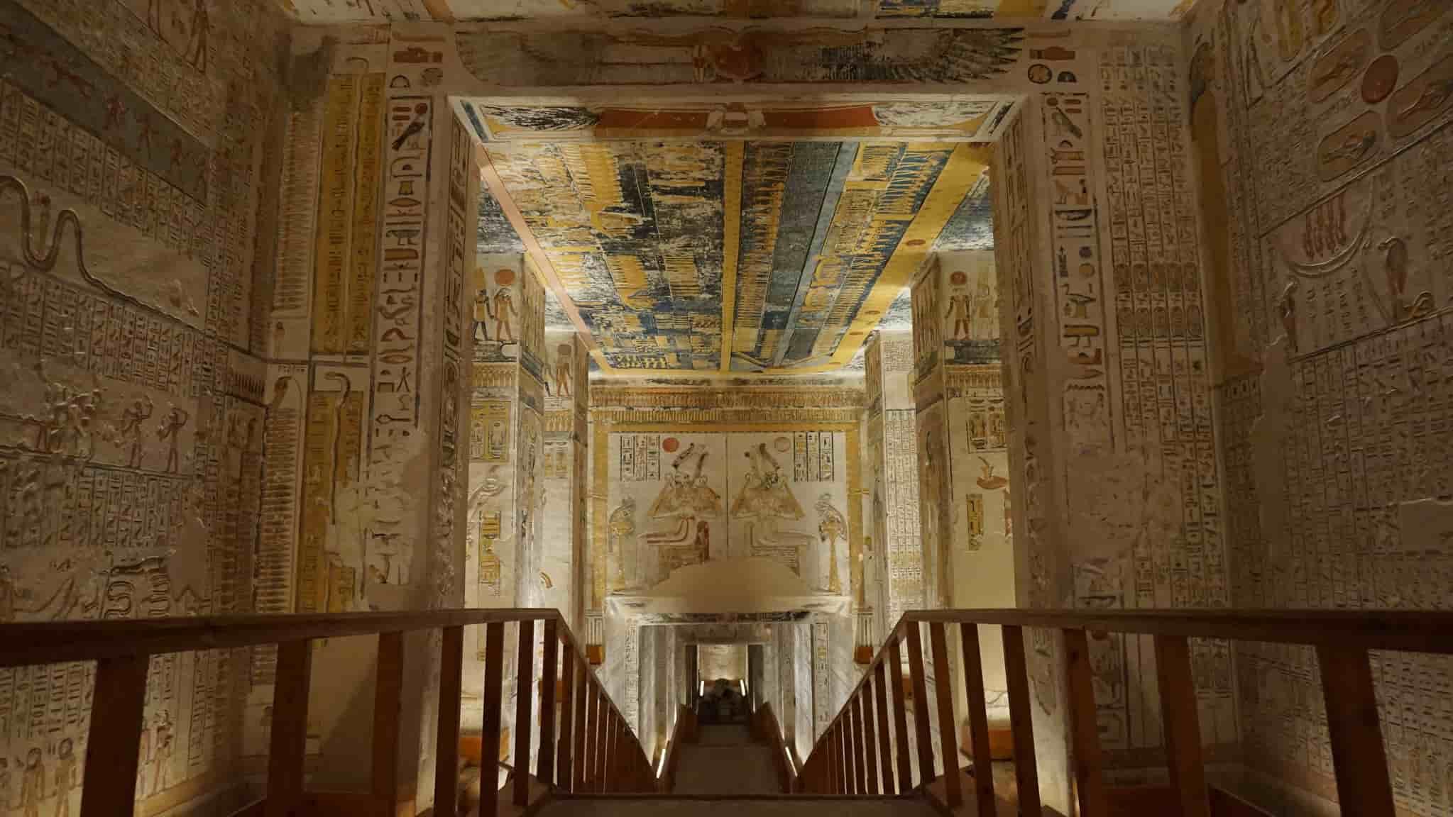 Долина Фараонов Египет